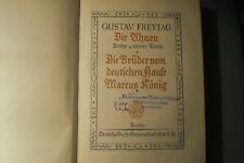 Gustav Freytag - Die Ahnen 3. und 4. Band
