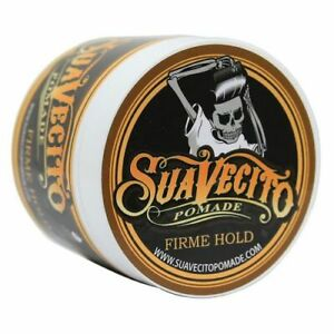 Suavecito Firm Pomade Gentlemen Hair Styling haircare Product 4oz /113g Firm Gel