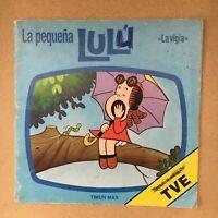 Libro comic LA PEQUEÑA LULU La vigilia  - Editorial TIMUN MAS 1984 Little LULU