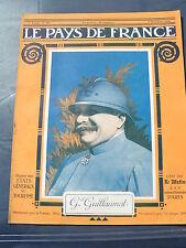 Pays de France 1916 107 BIACHES SUZANNE CAPPY COMBLES DOUAMONT FLEURY DIEPPE DAM