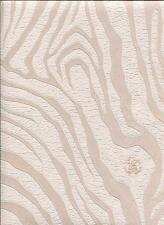 17066 - Roberto Cavalli 6 Zebra Motif Beige Wallpaper