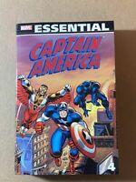 Essential Captain America, Vol. 4 Graphic Novel TPB