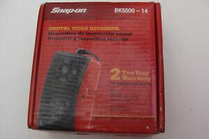 Snap On BK5500-14 Digital Video Recorder