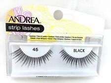 10 Pairs of Andrea False Eyelashes Fake Lashes 45