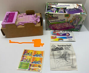Beetlejuice Vanishing Vault Playset by Kenner - NEW in OPENED BOX!