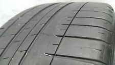 285 35 20 Michelin Pilot Sport 3 with 5.6/32s over 65% life 3918 104y
