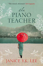The Piano Teacher, Lee, Janice Y. K. , Very Good | Fast Delivery