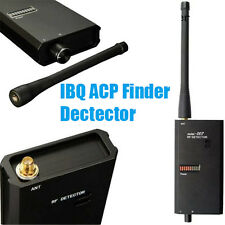Finder Anti-spy Bug Signal Detector Camera Tracker Phone,1-8000MHZ GSM Bug RF