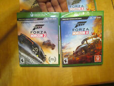 FORZA HORIZON 3 & 4 XBOX ONE LOT 2 GAMES BRAND NEW FACTORY SEALED RACING GAME