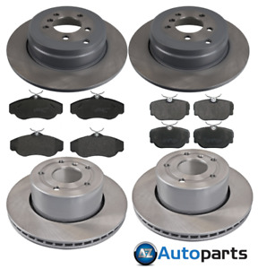 For Land Rover - Discovery 2 1998-2004 TD5 V8 Front & Rear Brake Discs & Pads