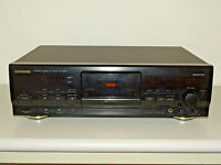 Kenwood KX-9050 High-End Kassetten Tape Deck, 3 Heads, Riemen neu, 2J. Garantie