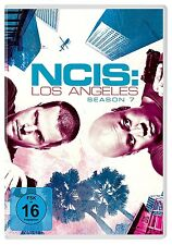NCIS: LOS ANGELES - SEASON 7  O'DONNELL,CHRIS/RUAH,DANIELA/+ DVD NEU