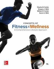 Concepts of Fitness and Wellness : A Comprehensive Lifestyle Approach,...