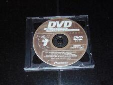 PIONEER CNDV-110MT NAVIGATION DVDS 2012 GPS MAPS AVIC D1 D2 D3 N1 N2 N3 N5