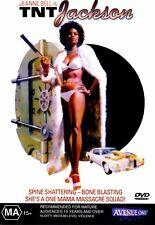 Blaxploitation Movie DVD - TNT JACKSON (1974) Rare !! Action Film - REGION ALL