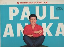Paul Anka My Heart Sings Stereo 12inch Lp ABC Paramount