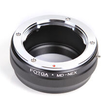 Fotga Minolta MD Lens to Sony E NEX NEX7 NEX5 NEX3 NEXVG10 A7 A7R A7S II Adapter