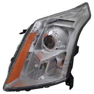 For 2014-2016 Cadillac SRX Halogen Headlight Head Lamp Driver Side LH