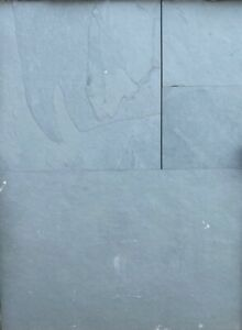 Brazilian Grey Slate Paving Patio Slabs.22mm  PRICE INCLUDES VAT