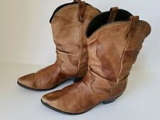 Dingo Leather Boots Womens 8.5M