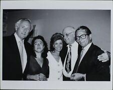 George Christy, Tarquin Olivier, Andrew Dice Clay, Samuel Goldwyn Jr. Photo