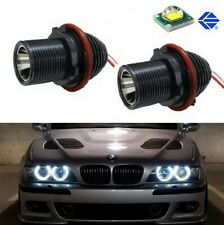 7000K White 15W CREE LED Angel Eyes Ring Marker Bulbs For BMW E39 E60 E63 E53