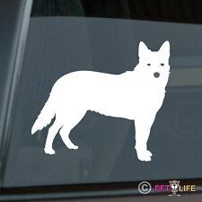 Australian Cattle Dog Sticker Die Cut Vinyl - heeler