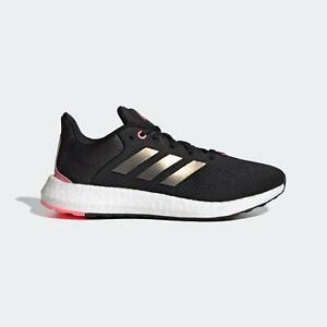Adidas Pureboost 21 W [GY5111] Women Running Shoes Black / Night Metallic