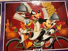 750 Piece Mickey Disney Puzzle