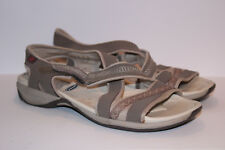 Dr. Scholl's Women's Beige Sandals Shoes Size 5.5 Good Used Condition