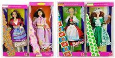 Barbies de muñecas del mundo de barbie