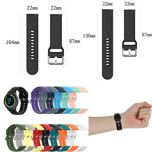 For YAMAY SW022 Watch Accessories Watch Band Wristwatch Silver Buckle Strap