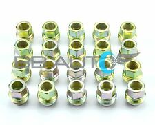 SET OF 20 NEW 12mm x 1.5 WHEEL LUG NUTS CHEVROLET S10 BLAZER GMC JIMMY SONOMA