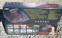 Atari Jaguar System Console (NTSC) New with Extra Controller/Cannon Fodder