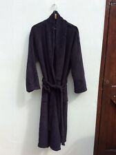 Dressing Gown Dark Blue One Size