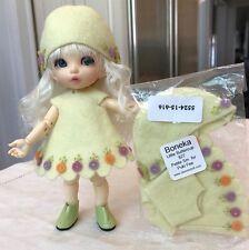 Fairyland Puki fee pukifee Doll Tiny BJD Dress Hat Panties 15cm