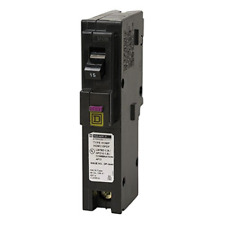Square D by Schneider Electric Hom115Pdfc Homeline Plug-On Neutral 15 Amp Dual