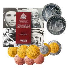 SAINT MARIN  SAN MARINO - BU-SET - 2011 - first Man in Space + 1 coin of 5 Euro