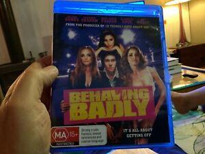 Behaving Badly Selena Gomez Blu-ray DVD New