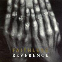 FAITHLESS - REVERENCE  2 VINYL LP NEW