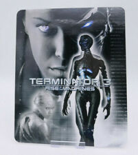 TERMINATOR 3 - Glossy Fridge or Bluray Steelbook Magnet Cover (NOT LENTICULAR)