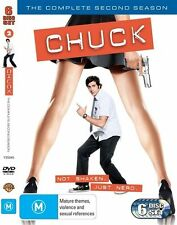 Chuck : Season 2 (DVD, 2010, 6-Disc Set)