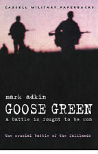 Cassell military paperbacks: Goose Green by Mark Adkin (Paperback)