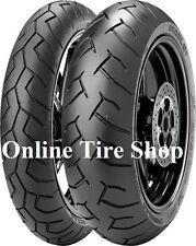 NEW PIRELLI DIABLO Tires 180/55-17 120/70-17 180/55ZR17 120/70ZR17 SET