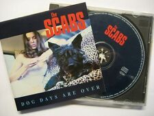 "SCABS ""DOG DAYS ARE OVER"" - CD"