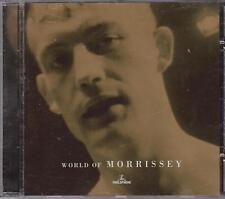 MORRISSEY - THE WORLD OF -  CD - NEW -