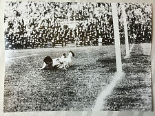 photo press football  World Cup 1934 Finale à Rome Italie-Tchecoslovaquie  339