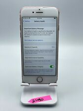 iPhone 7 32gb Rose Gold AT&T Cricket Parts Repair Broken READ