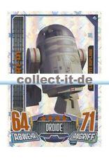 Topps Star Wars Rebel Attax OP - R1-D1 - Limitierte Auflage