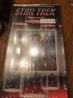 VHS Star Trek TOS Episode 31 - Metamorphosis: Shatner Nimoy Glenn Corbett